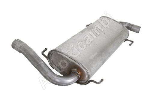 Tlumič výfuku Fiat Ducato 2011/14- 2,0/2,3/3,0 JTD