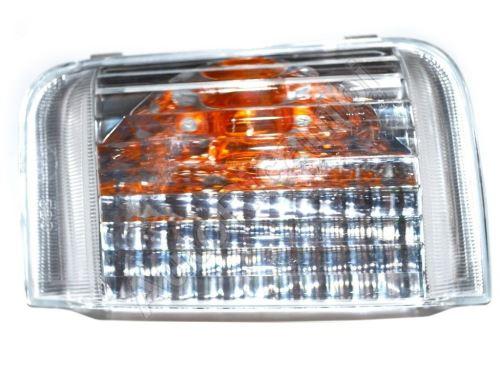 Směrovka zrcadla Fiat Ducato 250 pravá oranžová 16W