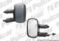 Zrcadlo Fiat Doblo 2000-10 levé, manuálně, pro lak