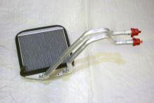Radiátor topení Fiat Doblo 2010