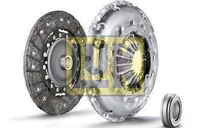 Spojka Fiat Ducato 230 2,5TDi, 2,8D, d=240mm