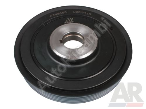 Řemenice kliky klín.řemene Fiat Ducato 244 2,0 JTD