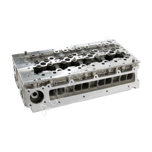 Hlava válců Iveco Daily 2,3L Euro 6- s ventily, od č. motoru 2515300›