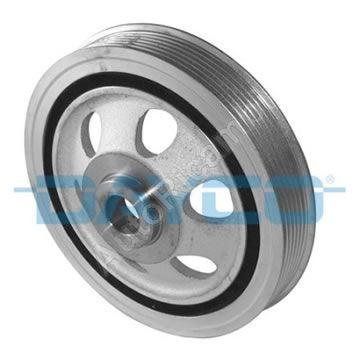 Řemenice motoru Iveco Daily 2,8 bez A / C