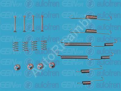 Strunky brzdových pakní Fiat Scudo 07> 1,6JTD