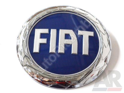 Znak přední masky Fiat Ducato 250 modrý 120 mm