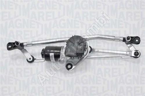 Mechanismus stěračů Fiat Fiorino 2007-2016- s motorkem