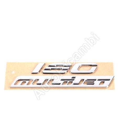 """Znak """"180 Multijet"""" Fiat Ducato 250 2014>"""