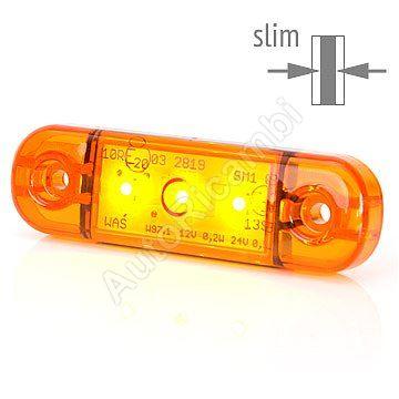 Poziční světlo oranž - 3 LED