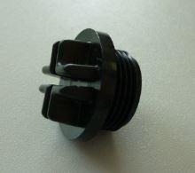 Skrutka výpustná zátka M22 na chladič
