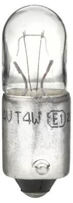 Žiarovka 24V 4W T4W