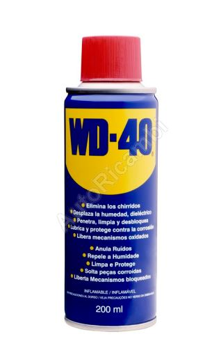 WD40 Sprej 240ml