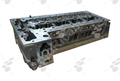 Hlava válců Iveco Daily, Fiat Ducato 3,0 E5 F1C - s ventilmy (Ne BI-TURBO)