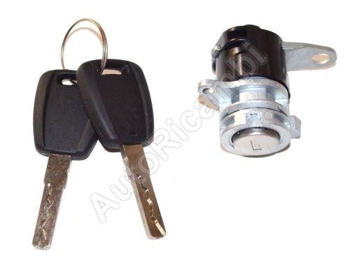 Obal vložky zámku Fiat Ducato 06> / 14> vložka + klíče