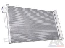 Chladič klimatizácie Fiat Fiorino 1,3MJTD 07> kondenzátor