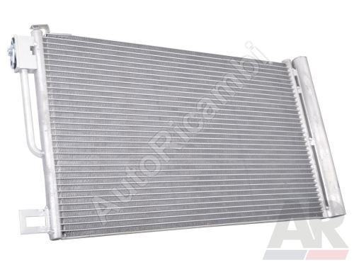 Kondenzátor klimatizace Fiat Fiorino 1,3MJTD 07>