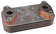 Výměník tepla olej - voda Iveco Daily, Fiat Ducato 3,0