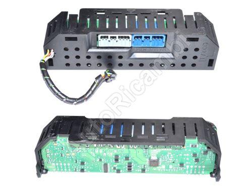 Elektrická centrála Iveco Daily 2000 - rozdílné zapojení
