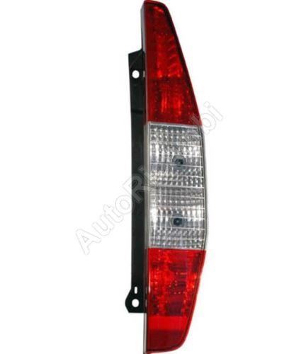 Zadní světlo Fiat Doblo 2000-05 pravé - komplet s žárovkovou lištou