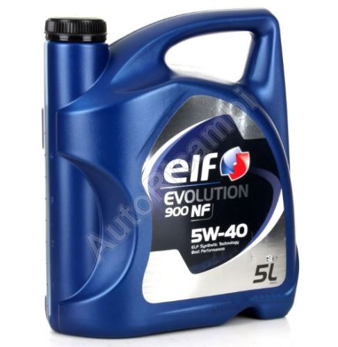 Motorový olej Elf Evolution 900 NF 5W-40    5l