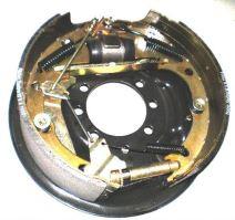 Brzdový komplet Iveco TurboDaily 35-10 levý zadní