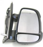 Zrcátko Fiat Ducato 250 pravé krátké el.ovl..+ El.sklopné