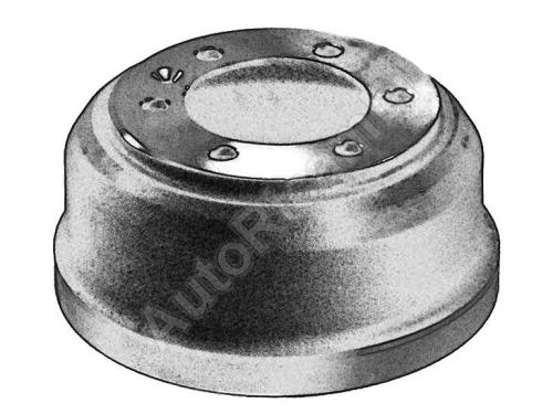 Brzdový buben Iveco TurboDaily