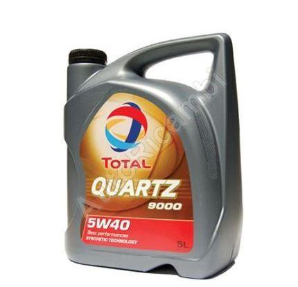 Olej motorový Total Quartz 9000 5W40 5L * cena za balení *