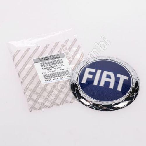 Znak přední masky Fiat Ducato 244/250 modrý 120 mm