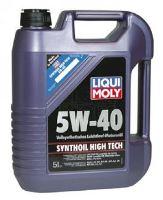 Liqui Moly 1307 motorový olej 5W-40, Synthoil High Tech 5l
