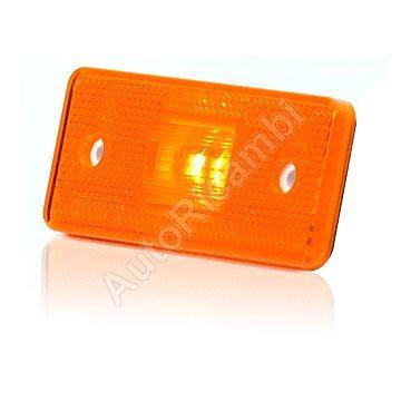 Poziční světlo oranž - LED