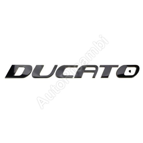 "Znak, nápis ""DUCATO"""
