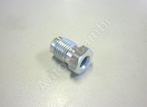 Koncovka brzdové trubky 10/1 mm, pro 5mm trubku L = 17mm