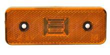 boční poziční světlo oranžové pro žárovku W5W TRUCK  L=P