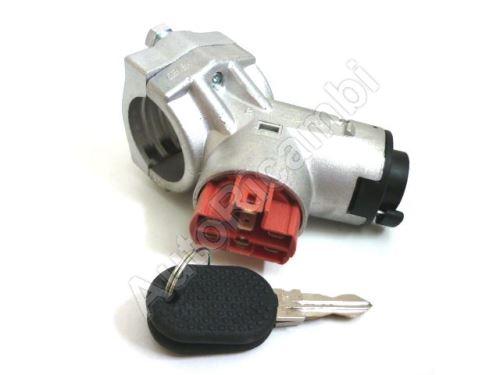 Spínací skříňka Fiat Ducato 1994-2002 s vložkou a klíči, 7-PIN
