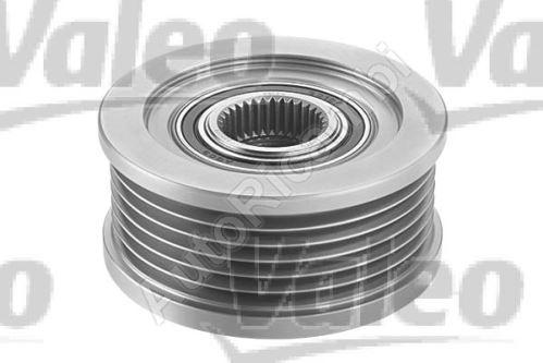 Řemenice alternátoru Fiat Doblo, Alfa 1.9 61,5x41,2 mm 6PK