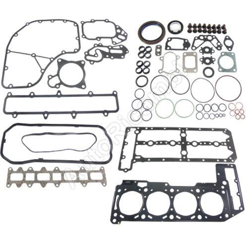 Sada těsnění motoru Iveco Daily, Fiat Ducato 3,0 E4/5 včetně THV