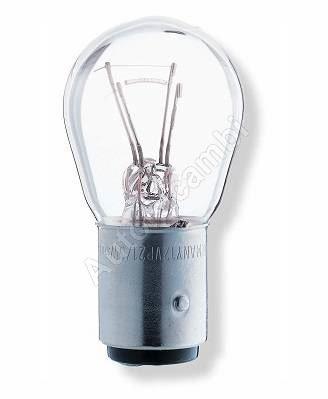 Žárovka 24V 21W/5W brzdová, obrysová