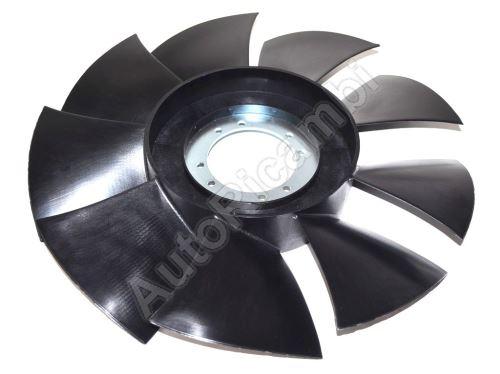 Vrtule ventilátoru chladiče Iveco Daily 2000-2011 3,0D, od 2011 2,3D 420mm