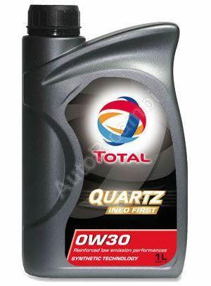 Motorový olej Total 0w30 INEO FIRST 1l