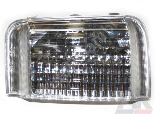 Blinkr zrcadla Fiat Ducato 250 od 2006 pravý, pro oranžovou žárovku; 5W