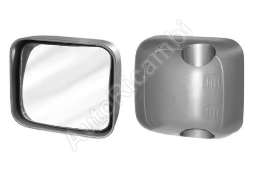 Zrcadlo Iveco EuroCargo Rest. úhlové manuální 188x214mm