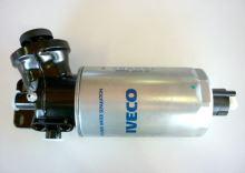 Držák filtru Iveco EuroCargo - bez ohřevu