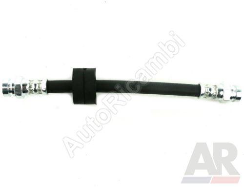 Brzdová hadica FIAT FIORINO 07> zadná L/P 195 mm