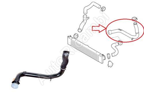 Hadice plnícího vzduchu Fiat Ducato od 2006  3,0 od turba do intercooleru