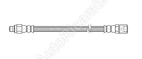 Hadice brzdová Iveco TurboDaily 59-12