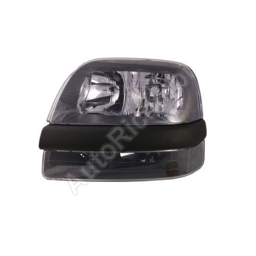 Světlomet Fiat Doblo 2000-05 přední, levý, bez mlhovky