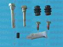 Vodítka brzdového strmeňa Fiat Scudo 07> 1,6 JTD predné