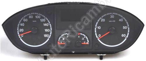 Přístrojový panel - tachometr Fiat Ducato 250