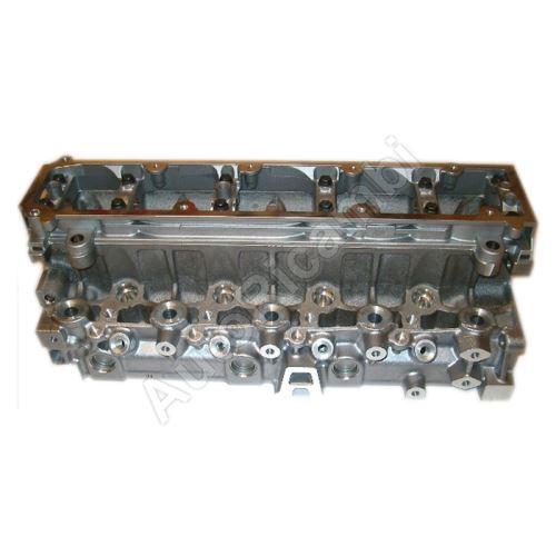 Hlava válců Fiat Ducato 244 2,0 / 2,2 HDi / 2,0 JTD- bez ventilů